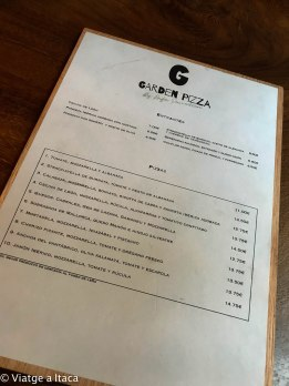 Carta Garden Pizza