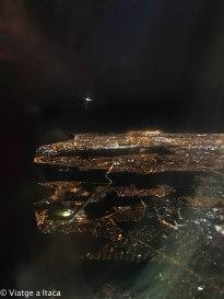 Aterrizando en Cape Town
