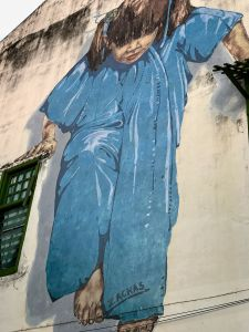 Ernest Zachaveric George Town Street Art