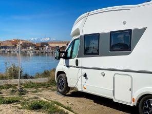 Aire Camping-Car Park Le Barcares