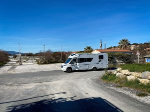 Aire Camping-Car Mouret Leucate Plage